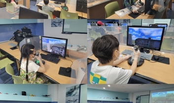 [항공우주 시뮬레이션] 5월 활동사진