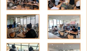 몽(夢)땅연필 8차 주말자기개발활동 '직업인과의 만남-