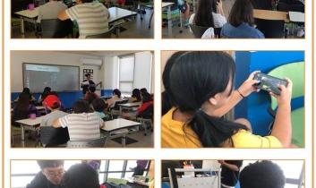 몽(夢)땅연필 7차 주말자기개발활동 '도란도란-몽땅 크