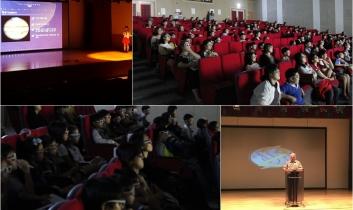 'HG항공우주국' 3D 우주비행 무료시연회